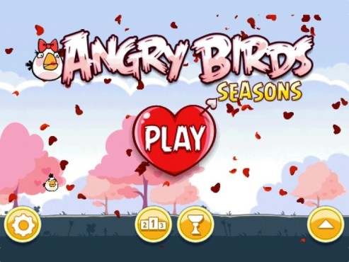 Angry Birds – Seasons © Rovio