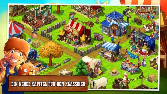 The Oregon Trail – American Settler © Gameloft