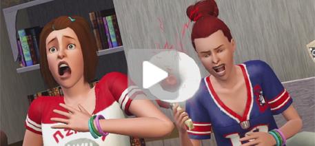 Sims 3 � Studentenleben ©EA