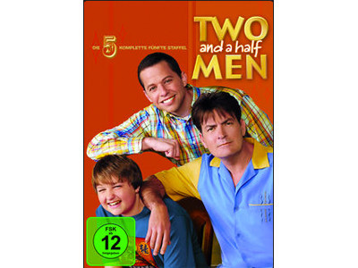 Platz 2: Two and a half Men © Warner Home Video, Watchever