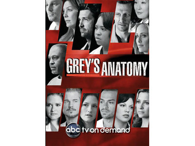 Platz 4: Grey�s Anatomy © Walt Disney Studios Home Entertainment, Watchever