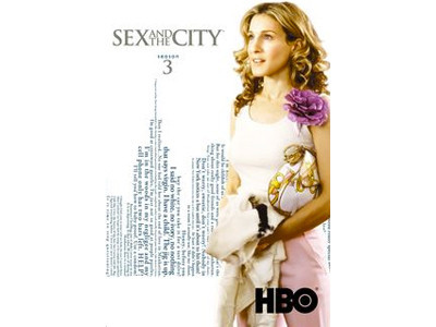 Platz 7: Sex and the City © Paramount Home Entertainment, Watchever