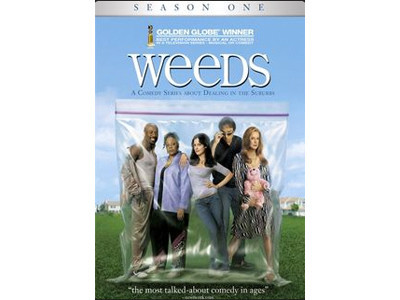 Platz 8: Weeds © Sony Pictures Home Entertainment, Watchever