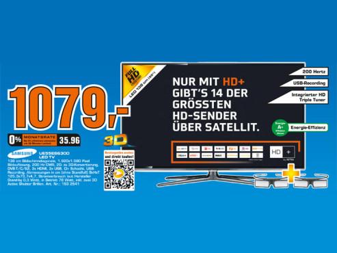 Samsung UE55ES6300 ©Saturn