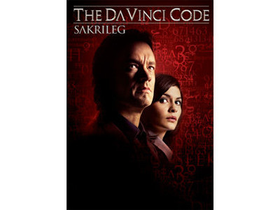 Platz 10: The Da Vinci Code - Sakrileg © Sony Pictures Home Entertainment, Watchever