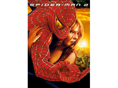 Platz 3: Spider-Man 2 © Sony Pictures Home Entertainment, Watchever