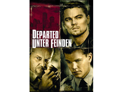 Platz 6: Departed – Unter Feinden © Warner Home Video, Watchever