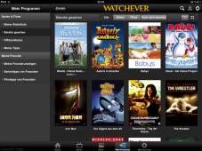 Watchever: Die beste Serien- und Film-Flatrate Deutschlands Mit Watchever holen Sie sich Ihre Lieblings-Serien und -Filme auf den TV, PC und aufs Smartphone. ©Watchever