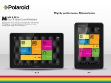 Polaroid M7 und M10: Jelly-Bean-Tablets zum kleinen Preis ©Polaroid