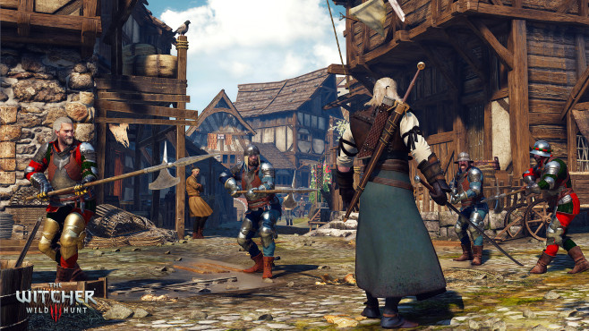 The Witcher 3 ©CD Projekt