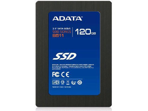 ADATA 120GB SSD S511 © ADATA, Amazon