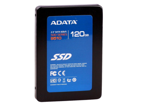 ADATA AS510S3-120GM-C © ADATA, Amazon
