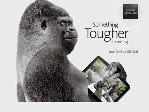 Corning Gorilla Glass 3 © Corning