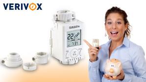 Stromanbieter wechseln, Heizkörper-Thermostat gratis sichern ©COMPUTER BILD/Verivox