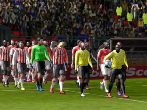 Dream League Soccer © First Touch