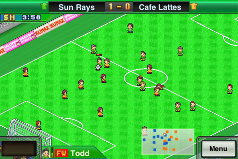 Pocket League Story © Kairosoft