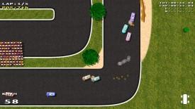 Screenshot 3 - Dust Racing 2D