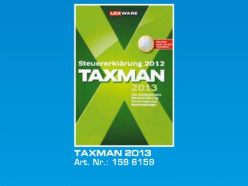 Lexware Taxman 2013 (DE) ©Saturn