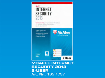 McAfee Internet Security 2013 © Saturn