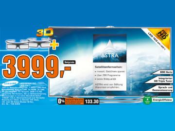 Samsung UE65ES8090 ©Saturn