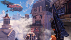 Actionspiel Bioshock Infinite: Wolken © Take-Two