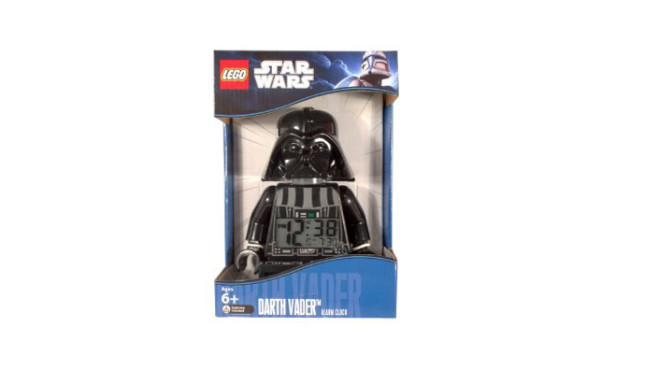 LEGO Star Wars Wecker - Darth Vader © Universal Trends