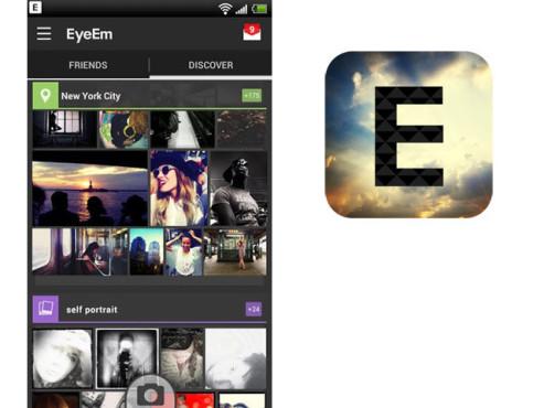 EyeEm - Foto Filter Kamera ©Eyeem mobile GmbH