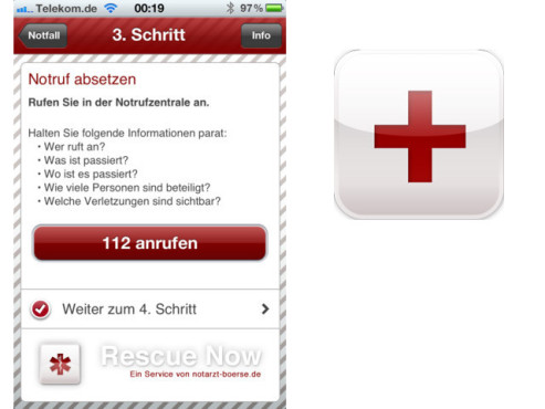 Rescue Now ©Notarzt-Börse