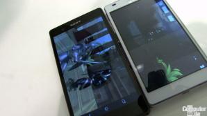 Erster Eindruck: Sony Xperia Z ©Sony, Samsung