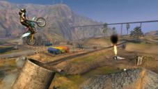 Geschicklichkeitsspiel Trials Evolution – Gold Edition: Flamme ©Microsoft