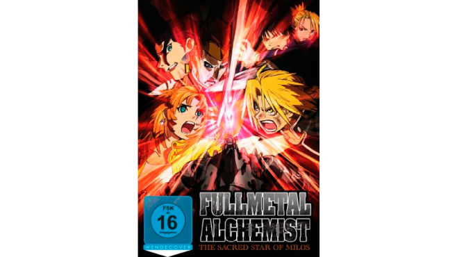 Fullmetal Alchemist � The Sacred Star of Milos © Splendid Film/WVG