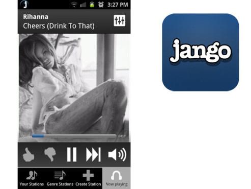Jango Radio ©Jango.com