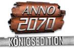 Aufbauspiel Anno 2070: Königsedition ©Ubisoft
