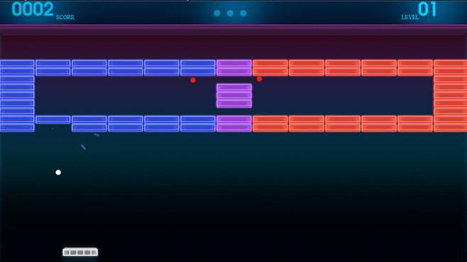 Breakout: Gameplay ©Atari