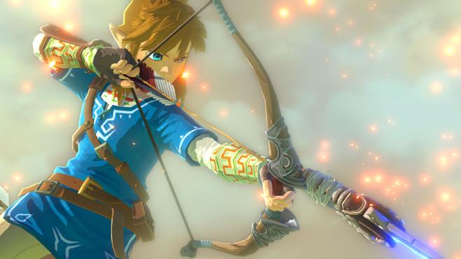 Zelda Wii U ©Nintendo