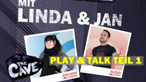 The Cave: Play & Talk mit Linda und Jan ©COMPUTER BILD
