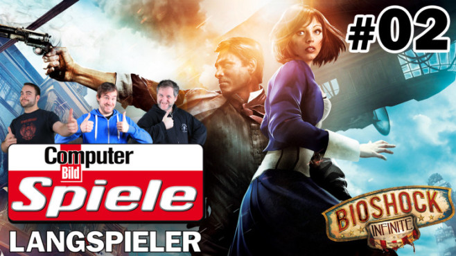 Actionspiel Bioshock – Infinite: Folge 2 © Take-Two