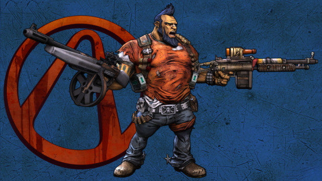 Actionspiel Borderlands 2: Gunzerker © Take-Two
