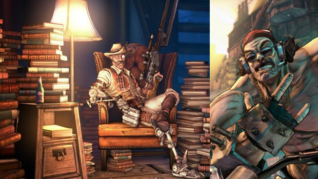 Actionspiel Borderlands 2: Sir Hammerlock © Take Two