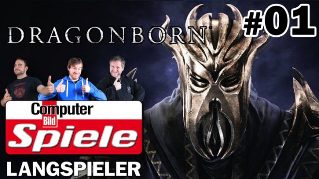 Rollenspiel Skyrim – Dragonborn: Folge 1 ©Bethesda