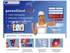 goneoCloud Free © goneo