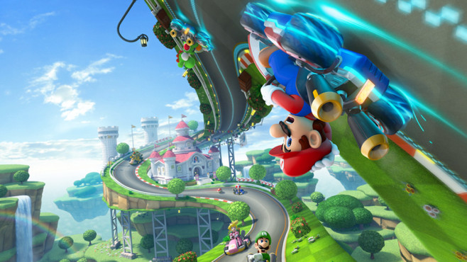 Mario Kart 8: Der Fun-Racer im Test ©Nintendo