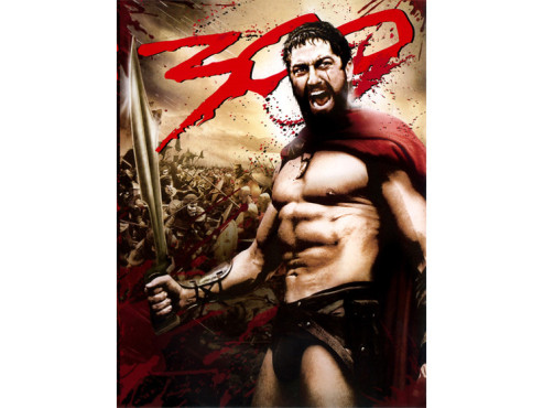 300 © Warner Home Video