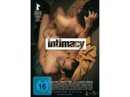 Intimacy © Universal/DVD