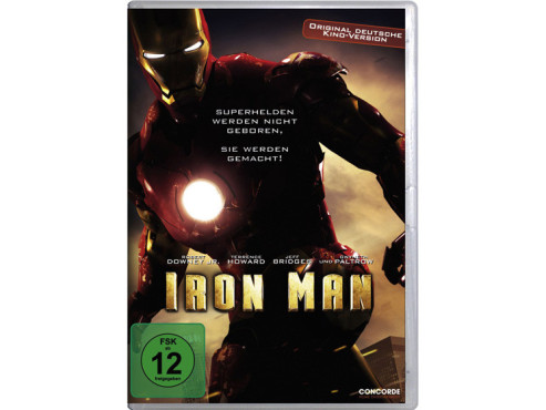 Iron Man © Concorde Video