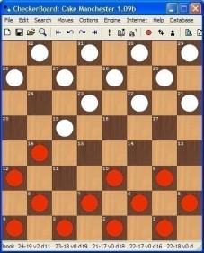 CheckerBoard: Gegnerische Spielstärke verändern