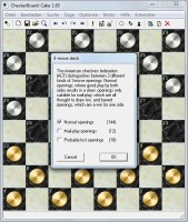 Screenshot 3 - CheckerBoard