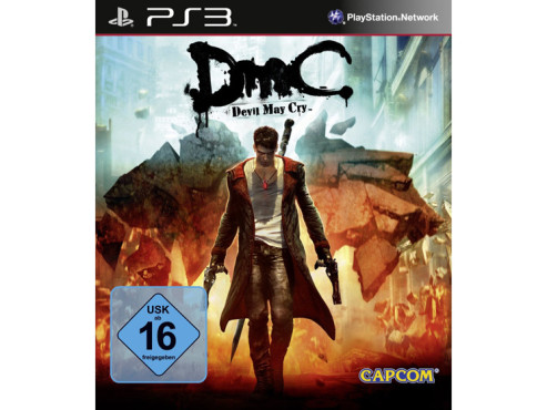 DMC – Devil may cry © Capcom Entertainment GmbH