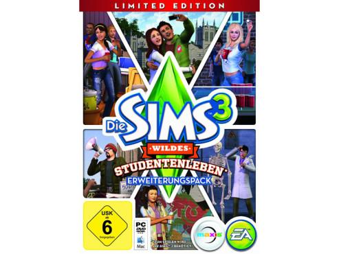 Die Sims 3 � Wildes Studentenleben ©Electronic Arts