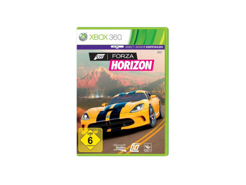 Forza Horizon ©Microsoft
